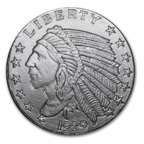 1 oz Silber Indianer / Indian Head ( Sunshine Mint ) ( 19% Mwst )