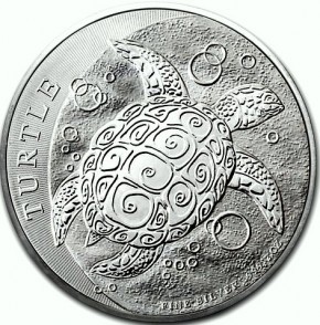 5 oz Silber New Zealand Mint