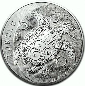 2 oz Silber