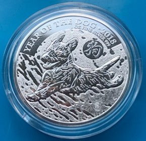 1 oz Silber UK