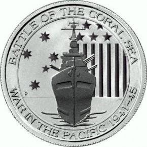 1/2 oz Silber Australien Perth Mint